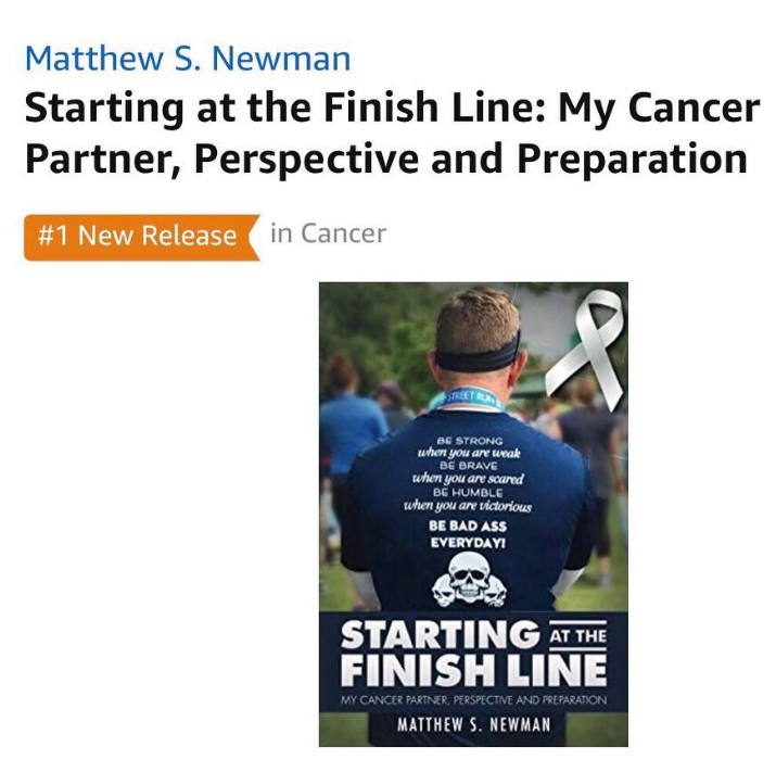 Starting At The Finish Line book